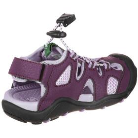 Kamik Oyster 2 Sandalen Kinder dark purple